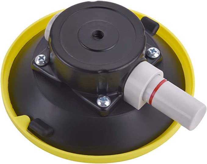 """Details about  /3/"""" Mounting Vacuum Suction Cup With 1//4/""""-20 Female Thread Small Hand Pump Glass"""