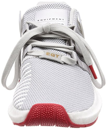 Matt Grau Support EQT Weiß Silber Low Silber 93 Men's 17 Sneakers Matt Top adidas W8agPOnE