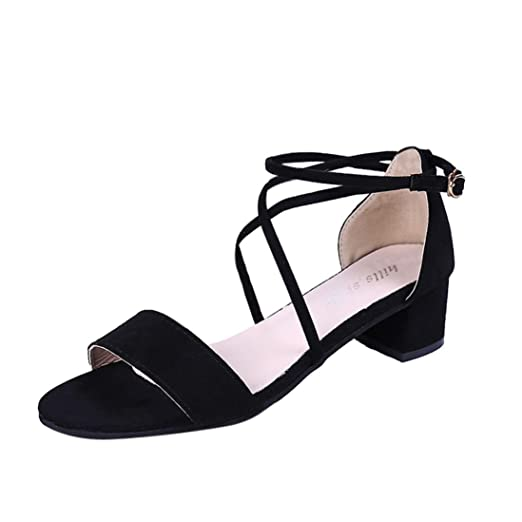 214cfc91549 DENER Women Ladies Girls Summer Chunky Sandals
