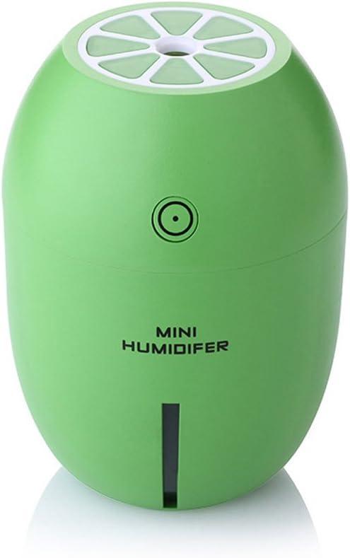 zhhbeaty portátil Mini limón luz nocturna ultrasónico ...