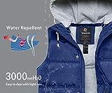 Wantdo Women's Insulated Puffer Vest Warm Winter