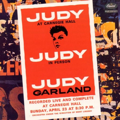 Judy At Carnegie Hall by Dcc Compact Classics