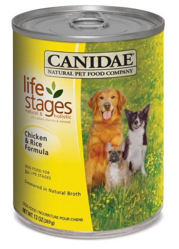 Canidae Life Stages Dog Food Chicken & Rice -- 13 oz