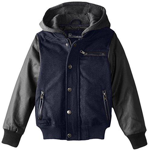 Urban Republic Blend Varsity Jacket