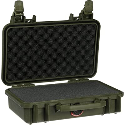 Pelican Products 1170-000-130 Small Case with Foam from Pelican Products Inc.