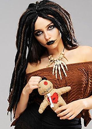 Perruque Deluxe Voodoo Dreadlock pour femme: