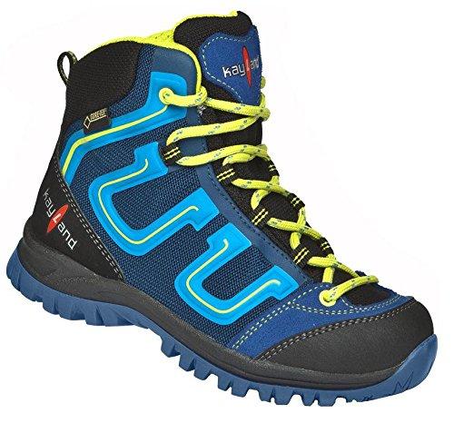 Kayland Shoes Junior Raptor K GTX Kid Blue-Lime Blue-LIme