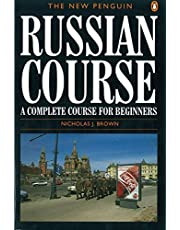 The New Penguin Russian Course: A Complete Course for Beginners