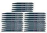 Bosch RDN12V (25 Pack) 12-Inch 5/8 TPI Demolition Reciprocating Saw Blades # RDN12VB-25pk