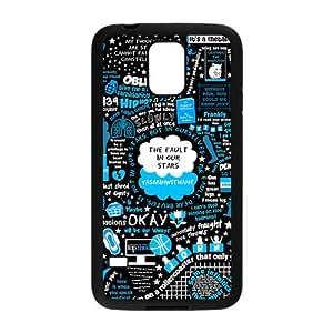 Generic Maybe Okey Always Okey Hard Snap-on Covers for Samsung Galaxy S5