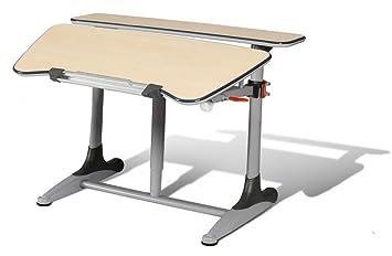 Nistulgrow ergonomique de bureau pour enfant hauteur réglable