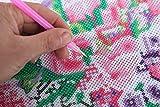 Hot Sale!!!Cross Crafts Stitch,Woaills DIY 5D