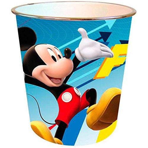 ASTRO EUROPA Papelera Mickey Disney 21cm