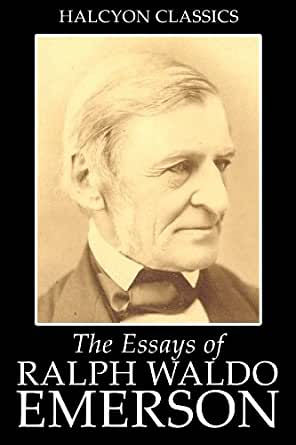 ralph waldo emerson essay on gift giving Ralph waldo emerson that there is no commensurability between a man and any gift you cannot give [no criticism available specifically on this essay.