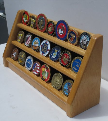 Casino Chip Supplies and Military Challenge Coin Holders