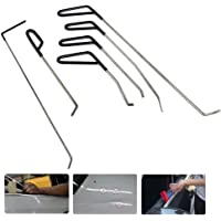 Reparación Abolladuras, Dent Removal Tools, Herramientas Paintless Body Repair Coche,PDR Rod, Kit Eliminación de Daños…