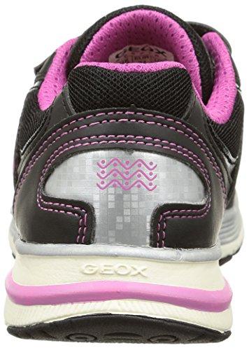 Geox Top Fly G A - Zapatillas Niñas Multicolor (c0922)