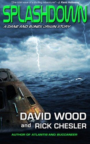 book cover of Splashdown
