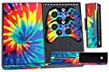 Designer Skin Sticker for the Xbox One Console With Two Wireless Controller Decals Trippy Review