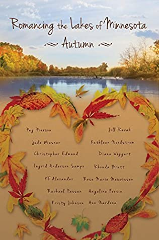 book cover of Romancing the Lakes of Minnesota - Autumn