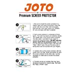 JOTO – Sony Xperia Z2 Smartphone Screen Protector Film Anti Glare, Anti Fingerprint (Matte Finish) with Lifetime Replacement Warranty, ATT, Verizon, T-Mobile, 3G, 4G, LTE (3 Pack)