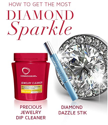 Connoisseurs Diamond Jewellery Complete Cleaning Kit , Bring The Shine Back To Your Diamonds And Jewellery