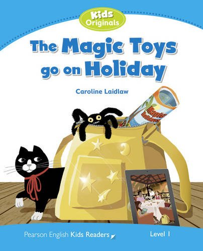 Magic Toys on Holiday: Level 1 (Pearson English Kids Readers ...