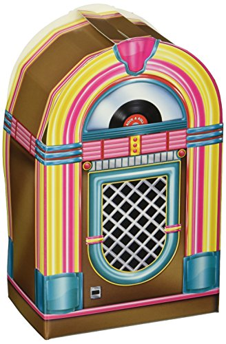 31 Halloween Costume Ideas (Beistle 54125 3-Pack Jukebox Favor Boxes, 3-1/2-Inch by 6-Inch)
