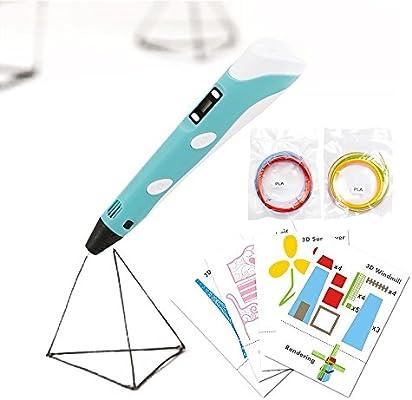 Bolígrafo de impresión 3D, bolígrafo de dibujo de modelado para ...