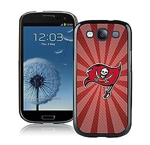 DIY Custom Phone Case For Samsung S3 Tampa Bay Buccaneers 04 Black Phone Case For Samsung Galaxy S3 Case