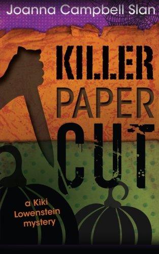 book cover of Killer, Paper, Cut