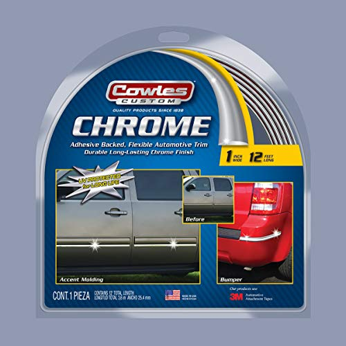 Cowles S37205 Custom Chrome Automotive Trim 1