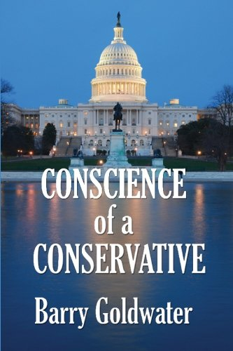 The Conscience of a Conservative (1960) (Book) written by Barry Goldwater
