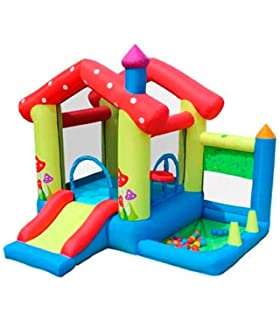 Happy Hop- Castle Bouncer, (BJ9017N): Amazon.es: Juguetes y ...