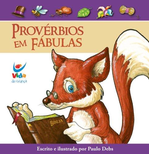 Livro: Provérbios em Fábulas 1