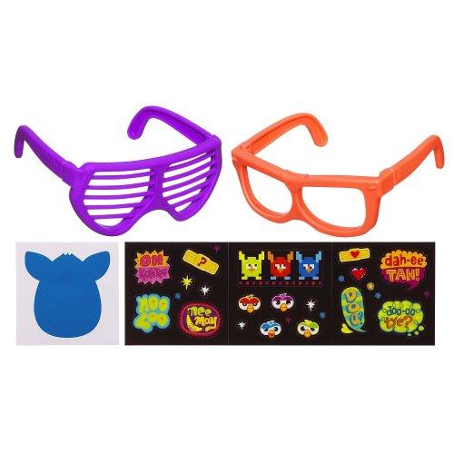 Furby Frames, Orange/Purple