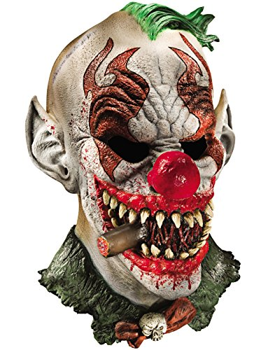 Adult Halloween Mask (Foam Latex Mask, Deluxe Fonzo The)