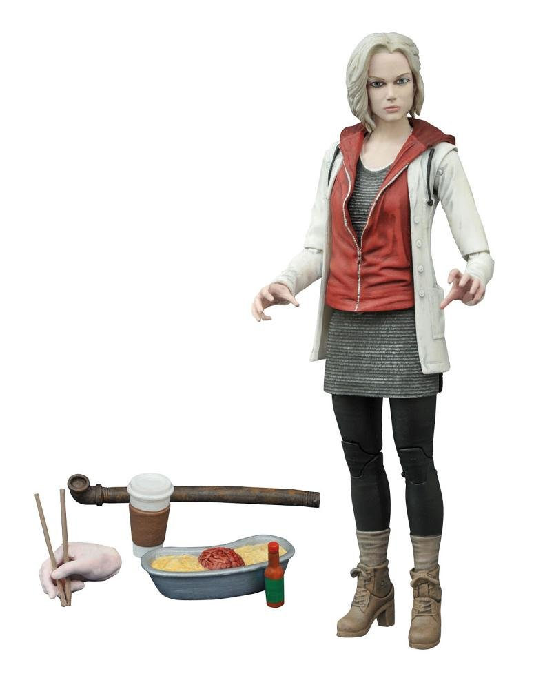 Diamond Select Toys iZombie TV Series: Liv Moore Action Figure