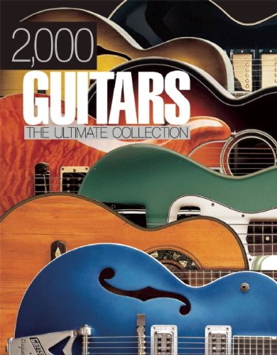 2,000 Guitars pdf epub