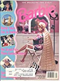 img - for Barbie the Magazine for Girls Spring 1992 book / textbook / text book