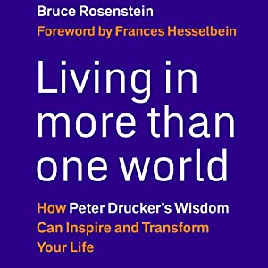 Living in More Than One World Audiobook