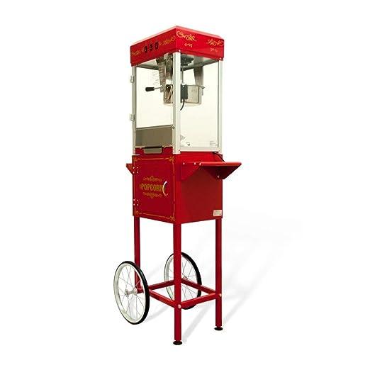 Palomitero Rojo Classic 4 - 6 oz. Máquina de palomitas retro ...