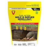 Sweeney's Mole & Gopher Repellent, 10 lb