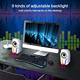 Computer Speakers,2.0 Stereo Volume Control Gaming