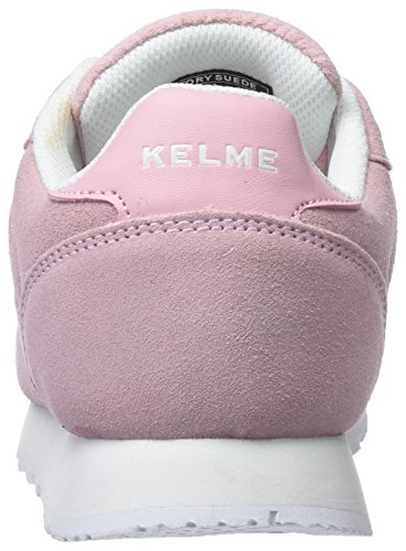 Damen Pink Suede Rosa Kelme Sneakers 155 Victory Ppwqqx