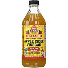 Bragg Apple Cider Vinegar USDA Organic - Plastic Bottle (16 Ounces )
