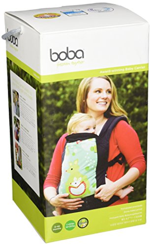 Boba Classic Baby Carrier, Breeze (Discontinued by - Organic Carrier Boba