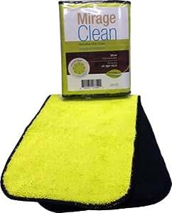 Mirage Clean 4x15 Eco Velcro Microfiber Mop Cover