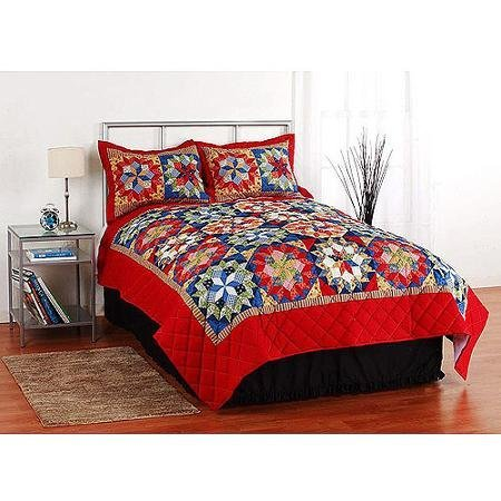 Mainstays Quilt Collection, Shooting Star