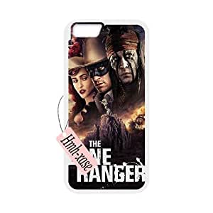 """Unique Hard Back Case for iPhone 6 4.7"""" w/ The Lone Ranger image at Hmh-xase (style 13)"""